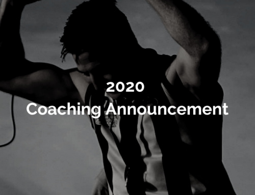 2020 Coaching Appointments