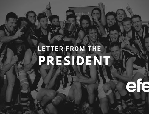 Letter From the President – COVID-19