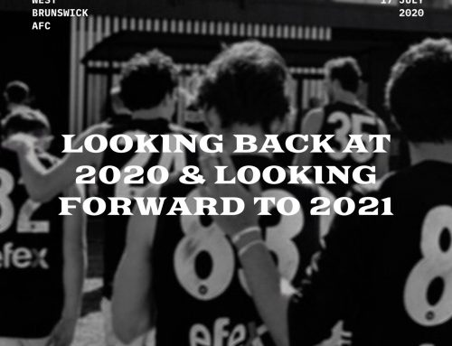 Looking back at 2020 and looking forward to 2021